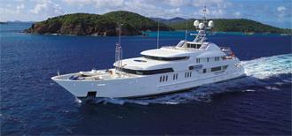 SuperYacht Para Sea Anchor