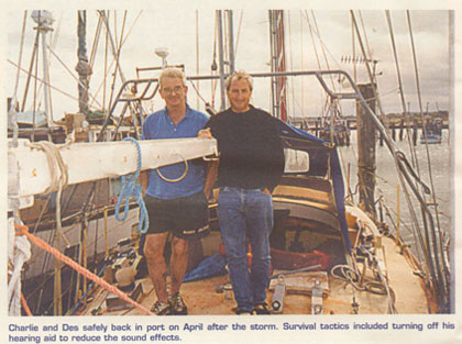 boating nz sea anchor survival story